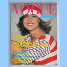Vogue Magazine - 1980 - April 15th
